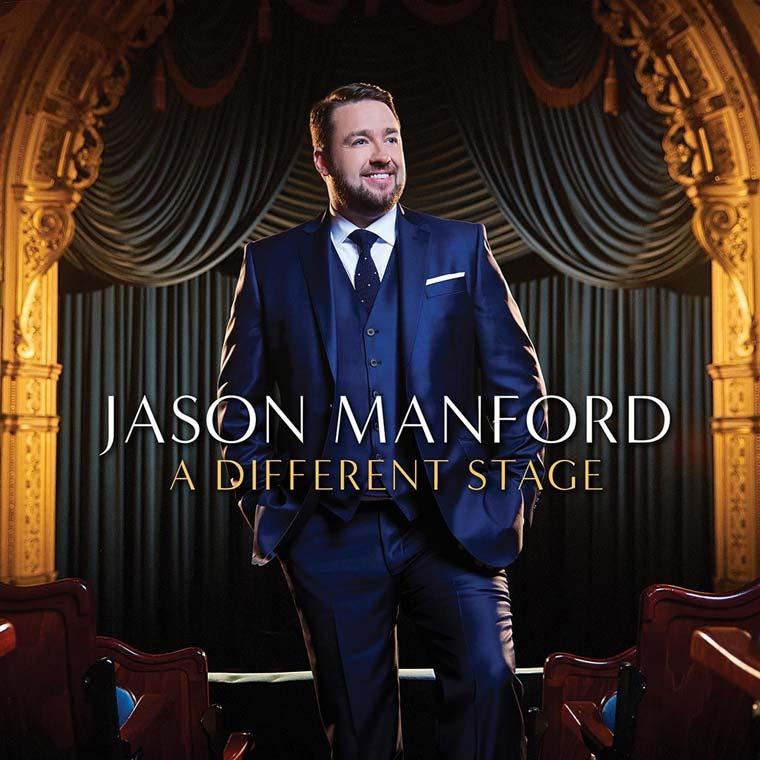 Jason Manford A Different Stage