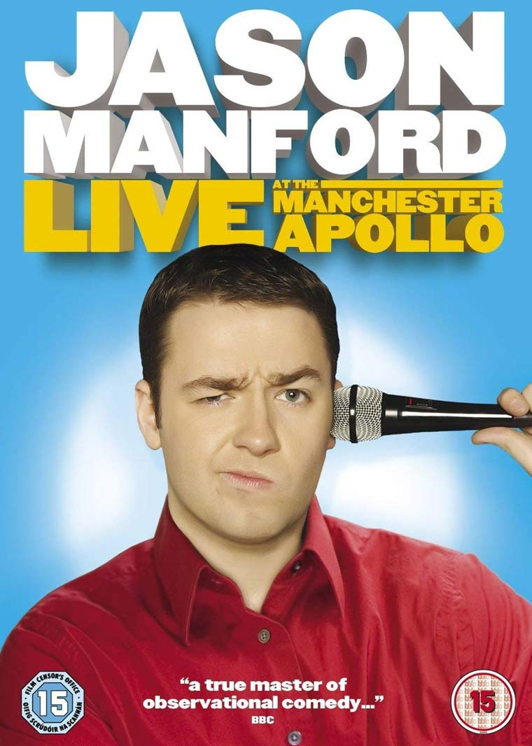 Live At The Manchester Apollo