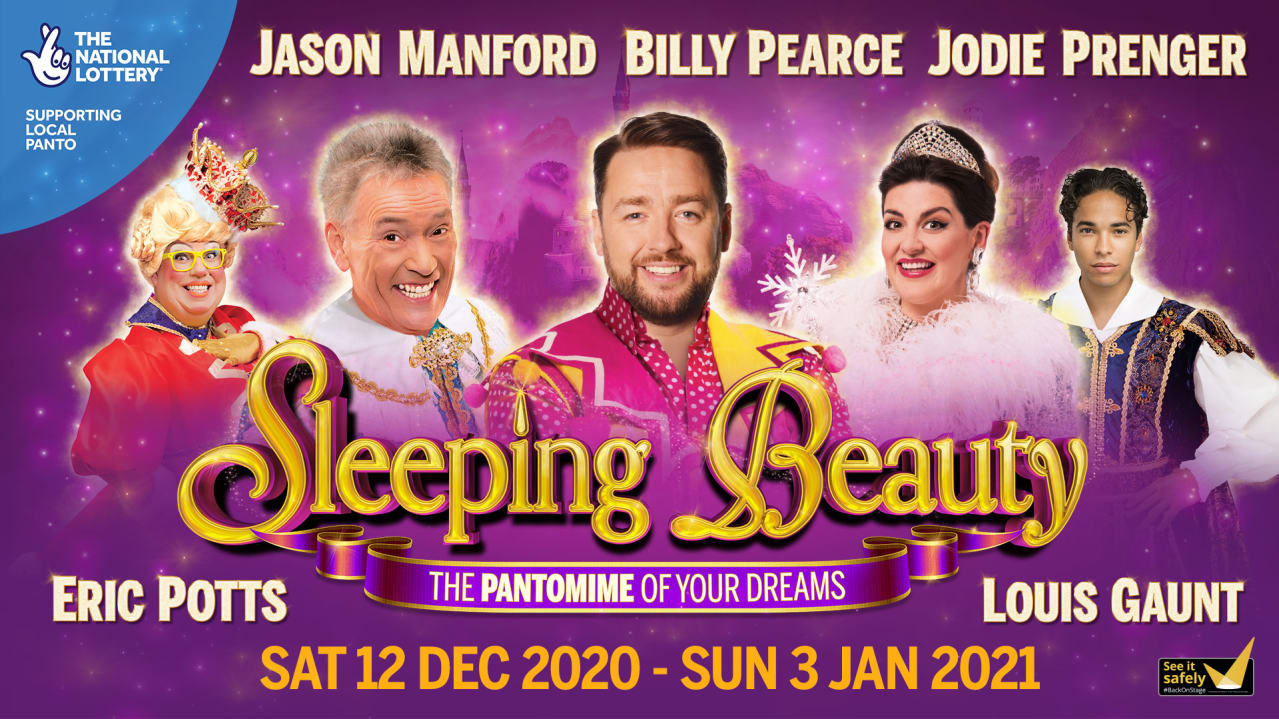 Sleeping Beauty Manchester Panto